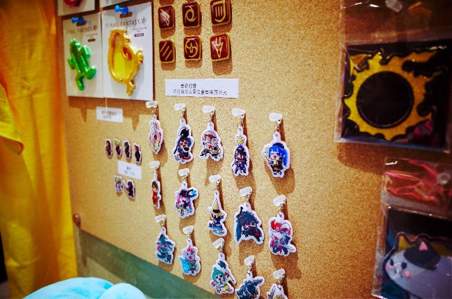 记一次SQUARE ENIX CAFE Shanghai之旅