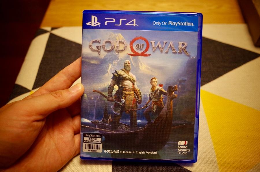 8年磨一剑:战神4(God of War)